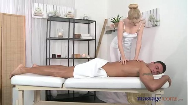 Blonde Masseur Sofia Takes Care of His Cock – Full Porn Gallery – Free HD Porn  Sex Videos & Ful
