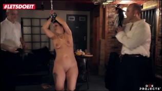 LETSDOEIT – German Milf Used And Abused Hardcore at BDSM Session